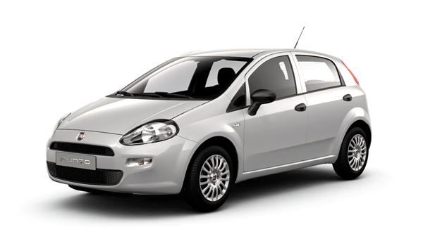 Fiat Punto - transtook